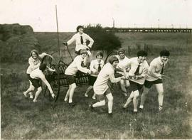 Photograph: Women's Athletics