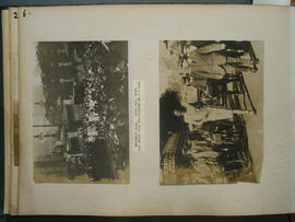 [page 6] Two photographs: Pedestrianism; The London to Brighton Walk , 27 September 1913; E C Horton ; H V L Ross.