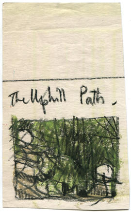 A sketch of a path: The Uphill Path