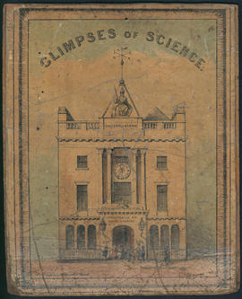 Glimpses of Science engraving