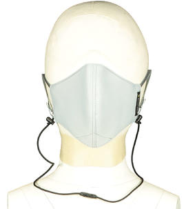 Master-Piece Mask with Pouch and Neck Strap