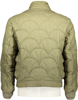 Massimo Osti Left Hand Quilted Bomber Jacket