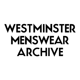Go to Westminster Menswear Archive